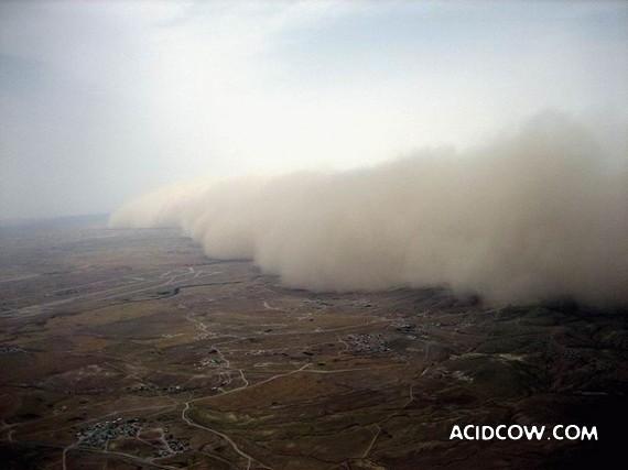 Sandstorm (4 pics)