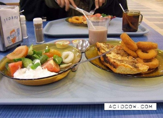 Food in Israeli army (20 pics)
