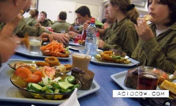 Food in Israeli army (20 pics)