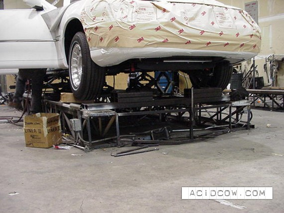How you can make a limousine (30 pics)