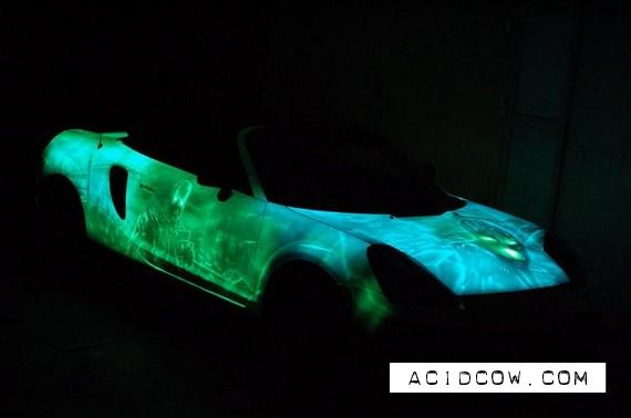 Super aerography (16 pics)