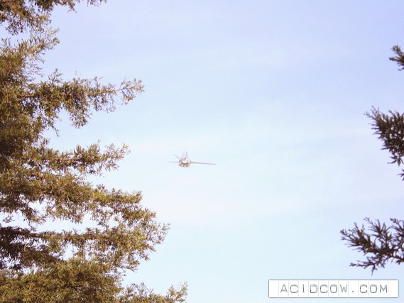 UFO or photoshop? (6 pics)