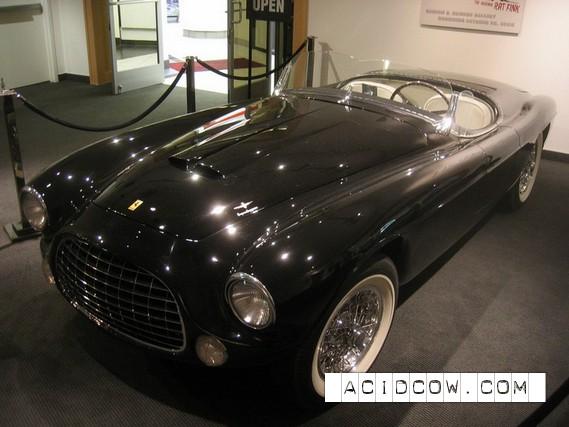 Museum of Ferrari (40 pics)