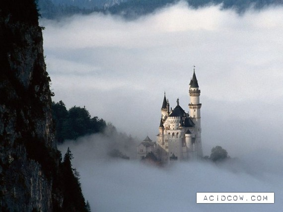 Beautiful photos of famous buildings and structures