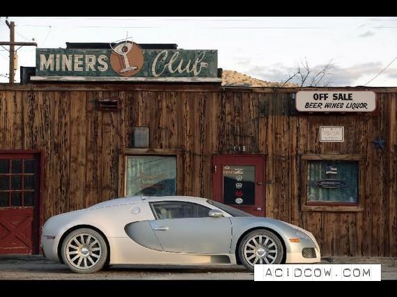 Bugatti Veyron (39 pics)