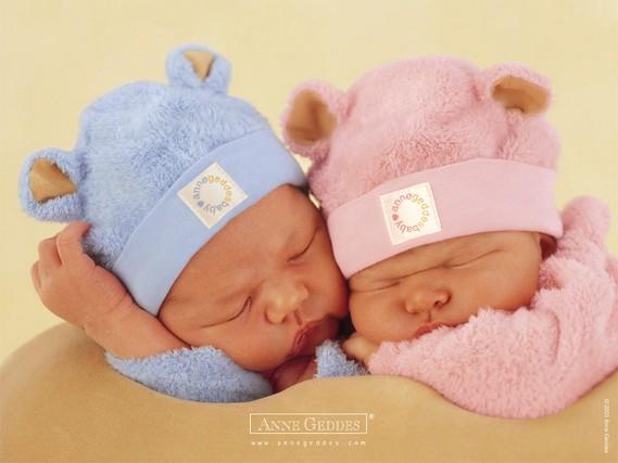 Photos of children by Anne Geddes (30 pics)