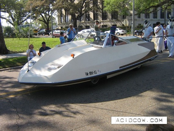 Amphibian cars (16 pics)