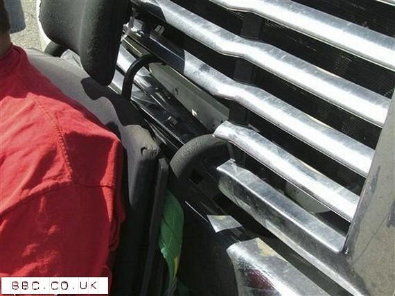02 Wheelchair user taken on wild 50 mph ride