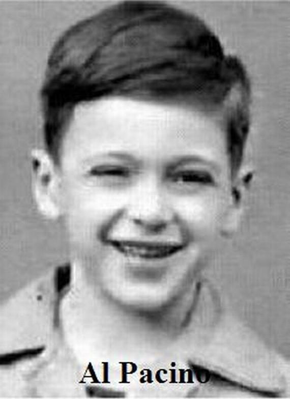Fotos de Famosos cuando no eran famosos en su mayoria eran niños¡ 4