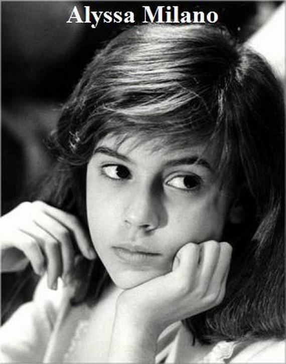 Fotos de Famosos cuando no eran famosos en su mayoria eran niños¡ 8