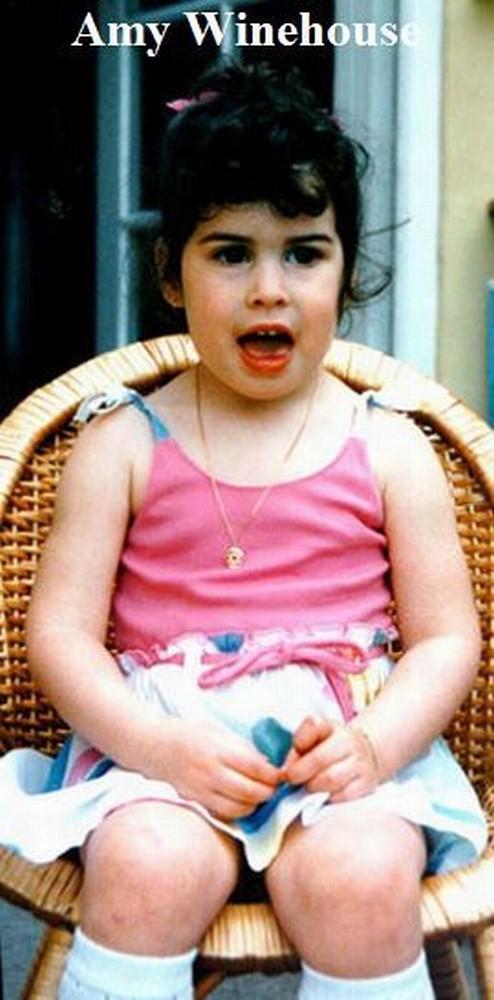 Fotos de Famosos cuando no eran famosos en su mayoria eran niños¡ 9