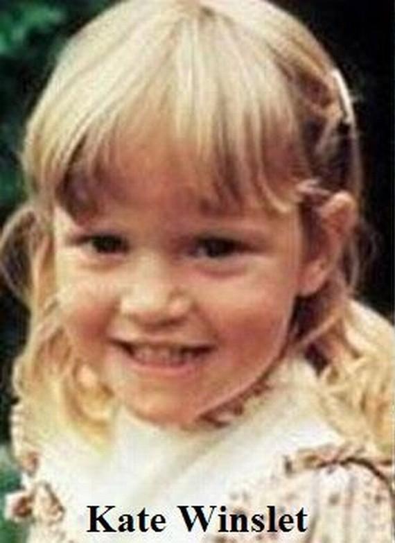 Fotos de Famosos cuando no eran famosos en su mayoria eran niños¡ 98
