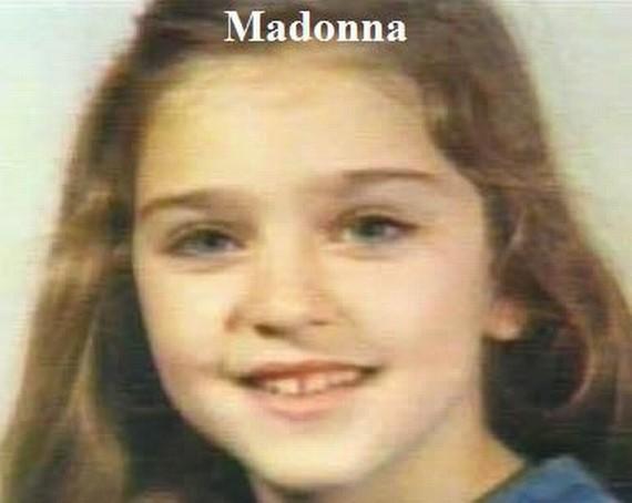 Fotos de Famosos cuando no eran famosos en su mayoria eran niños¡ 105