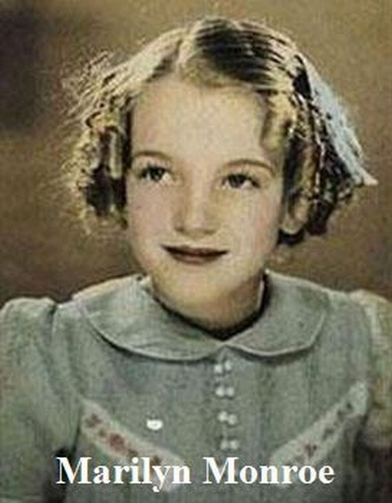 Fotos de Famosos cuando no eran famosos en su mayoria eran niños¡ 13