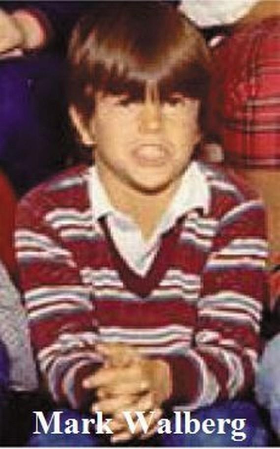 Fotos de Famosos cuando no eran famosos en su mayoria eran niños¡ 14