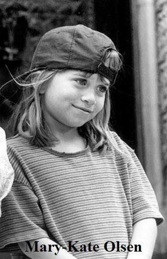 Fotos de Famosos cuando no eran famosos en su mayoria eran niños¡ 15