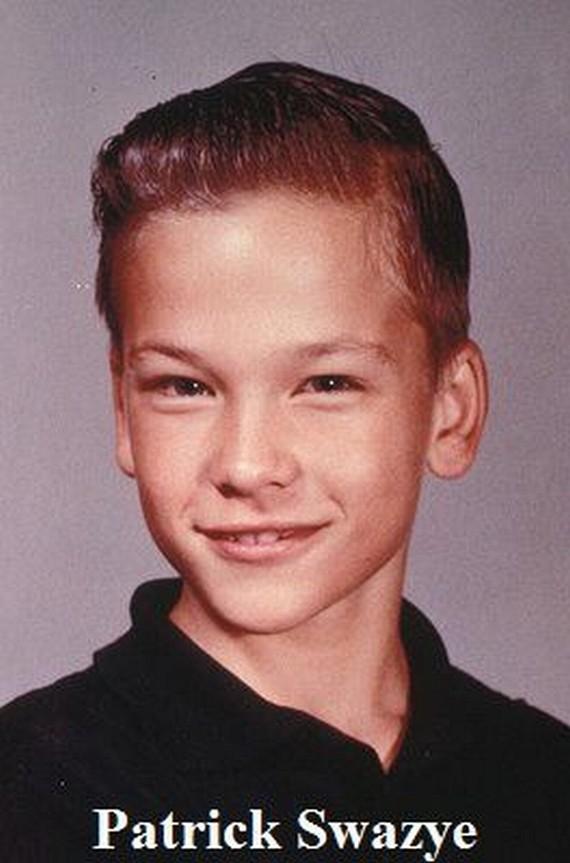 Fotos de Famosos cuando no eran famosos en su mayoria eran niños¡ 22