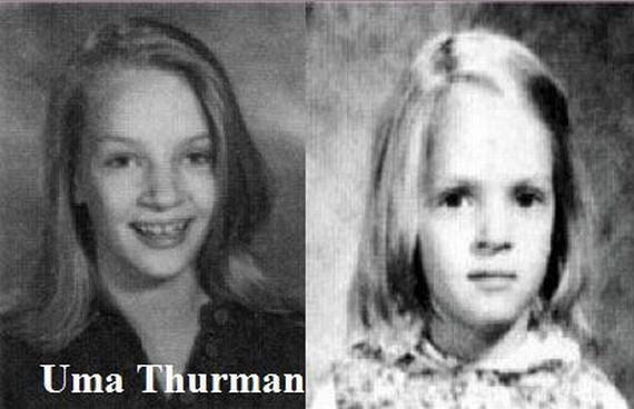 Fotos de Famosos cuando no eran famosos en su mayoria eran niños¡ 30