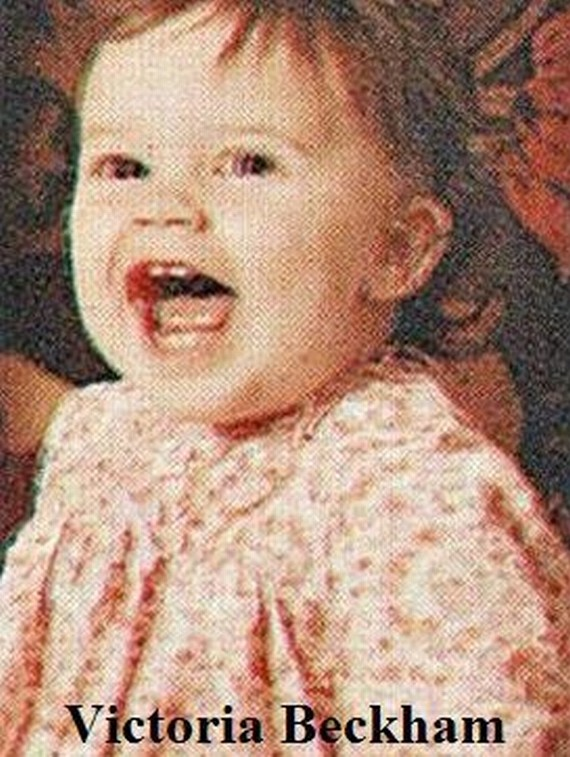Fotos de Famosos cuando no eran famosos en su mayoria eran niños¡ 31