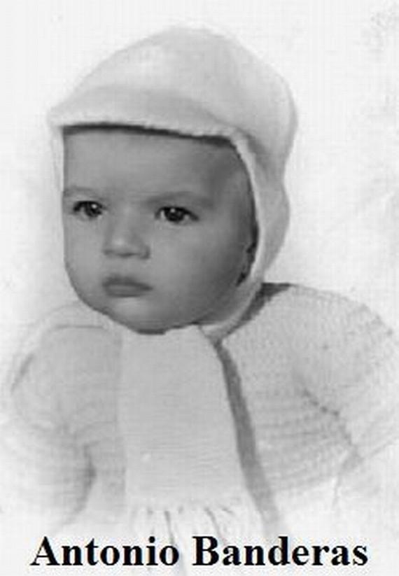 Fotos de Famosos cuando no eran famosos en su mayoria eran niños¡ 34