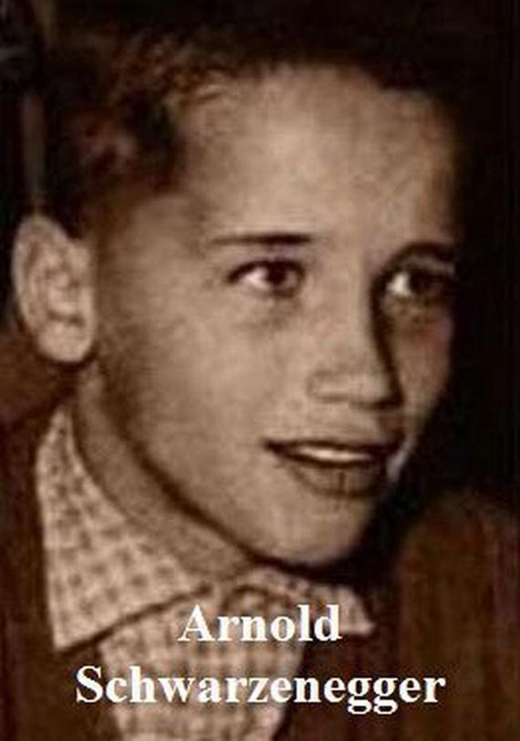 Fotos de Famosos cuando no eran famosos en su mayoria eran niños¡ 35