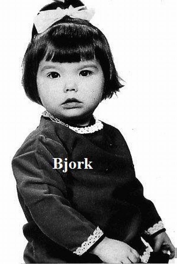 Fotos de Famosos cuando no eran famosos en su mayoria eran niños¡ 41