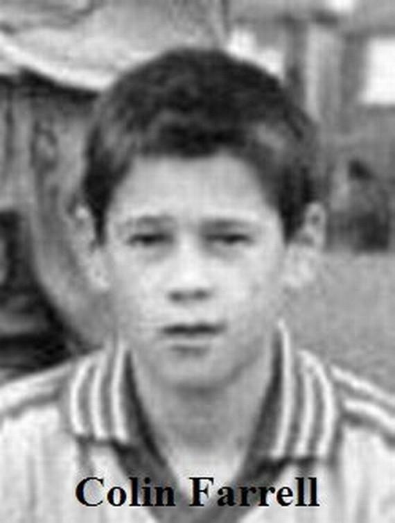 Fotos de Famosos cuando no eran famosos en su mayoria eran niños¡ 60