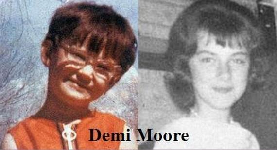 Fotos de Famosos cuando no eran famosos en su mayoria eran niños¡ 67