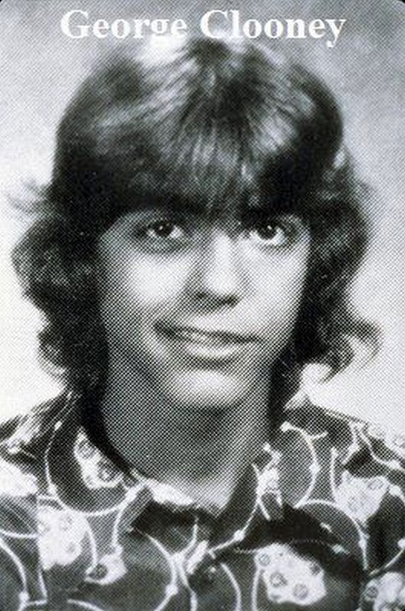 Fotos de Famosos cuando no eran famosos en su mayoria eran niños¡ 74