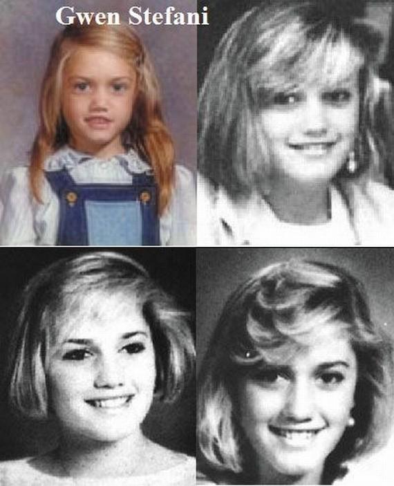 Fotos de Famosos cuando no eran famosos en su mayoria eran niños¡ 77