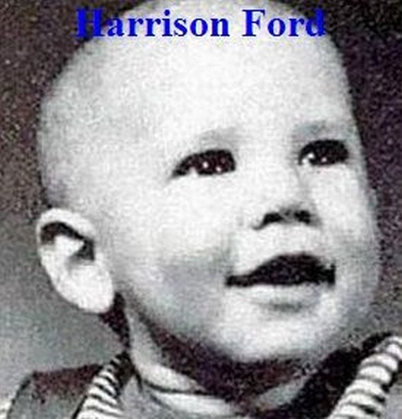 Fotos de Famosos cuando no eran famosos en su mayoria eran niños¡ 78