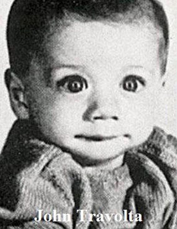 Fotos de Famosos cuando no eran famosos en su mayoria eran niños¡ 92