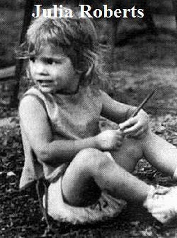 Fotos de Famosos cuando no eran famosos en su mayoria eran niños¡ 94