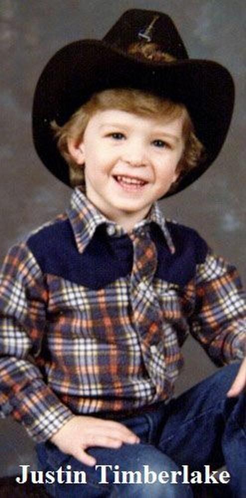 Fotos de Famosos cuando no eran famosos en su mayoria eran niños¡ 96