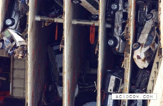 Sea wreck (7 pics)