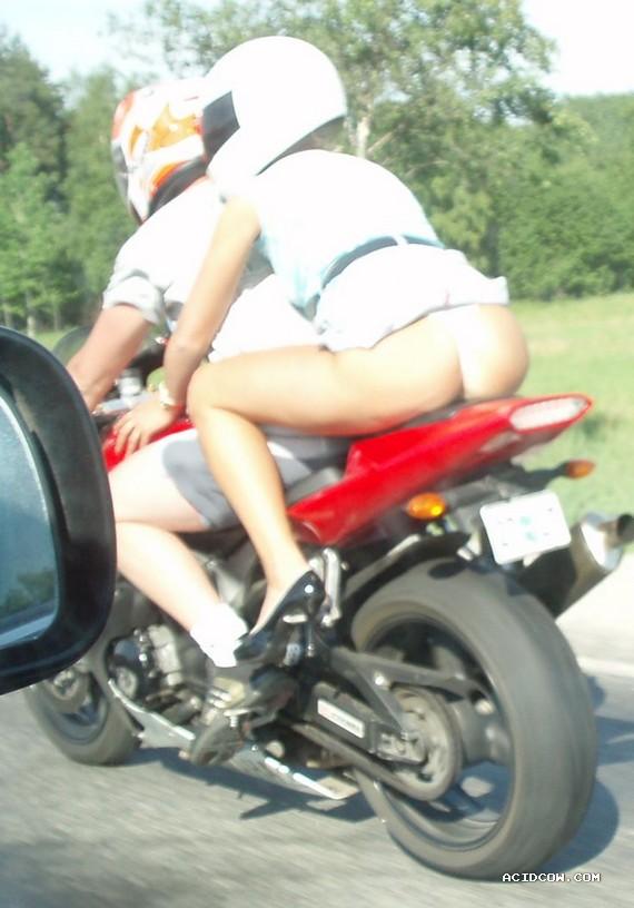 Bike Girl (4 pics)