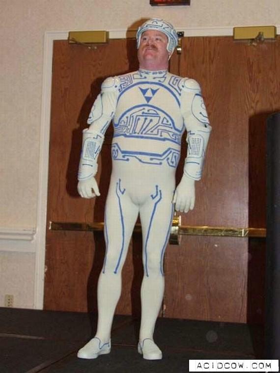 Freaky costume (37 photo)