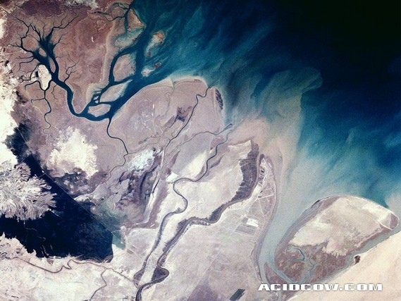 Planet Earth. Photos from space (76 photos)
