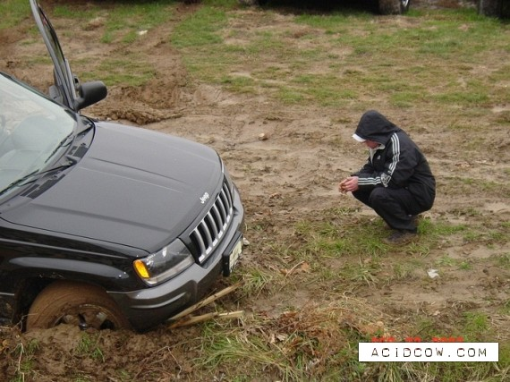 The got stuck cars (26 pics)