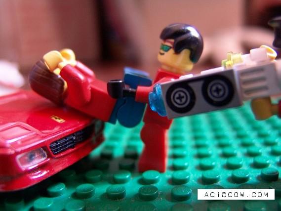LEGO Kamasutra (12 pics)