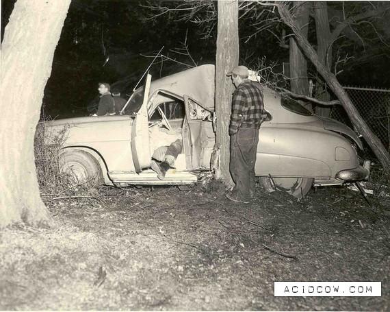 Car Accident In Colorado City