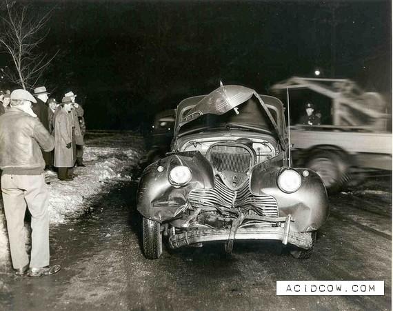 Classic Car Crash 26 Pics