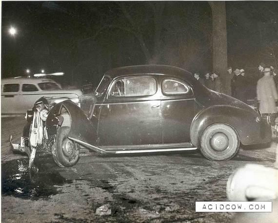 Classic Cars Fatal Crash