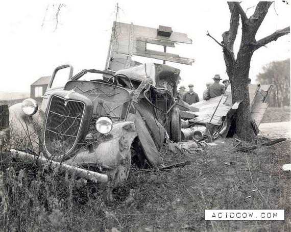 Car Crash California November