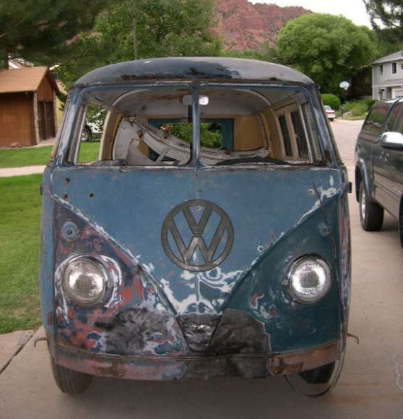 VW project owner finds 14LBS of hidden cannabis