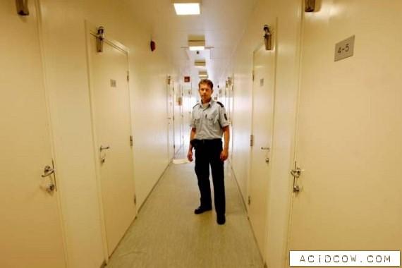 Norwegian prison (14 pics)