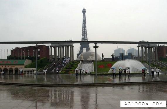 The Chinese Paris (8 pics)