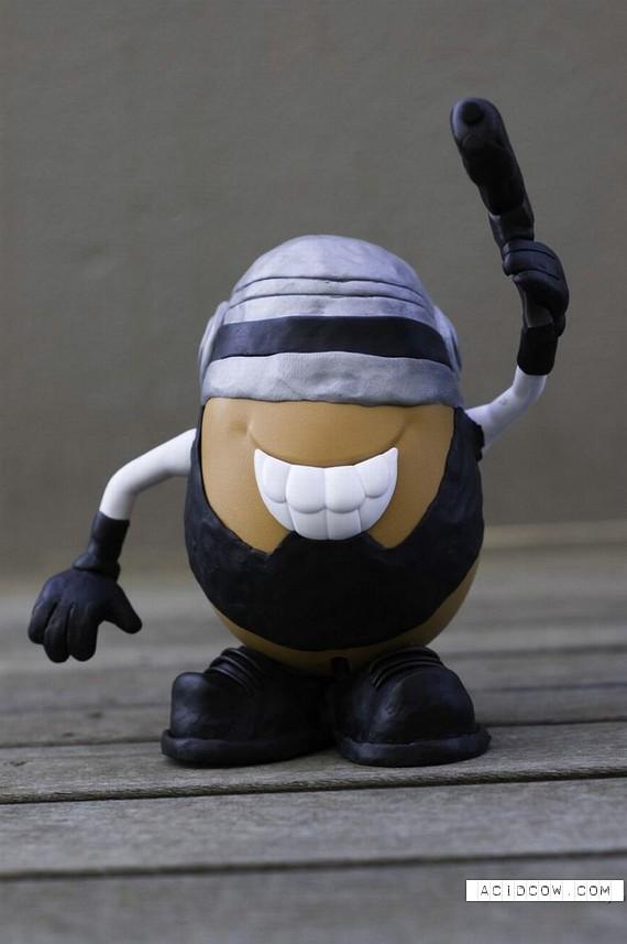 Mr. Potato Head (31 pics)