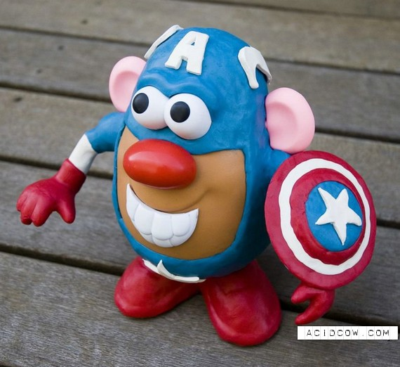 Mr. Potato Head (31 pics)