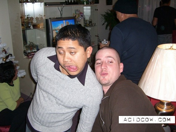 Funny Drunk Faces (30 pics)